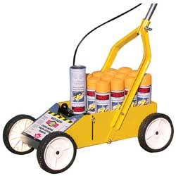 rent paint striping machine
