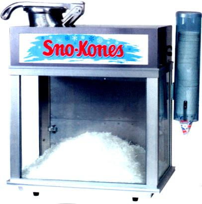 Equipment Rentals Manheim PA | SNOW CONE MACHINE