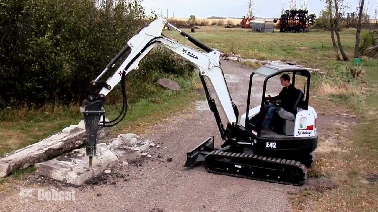 Bobcat Hydraulic Breaker Hb680 Longeneckers True Value